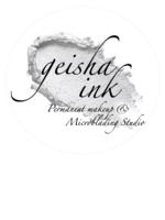 Logo Geisha Ink Permanent make up