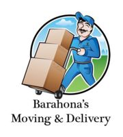 Logo Barahona's Moving and Delivery