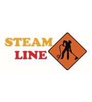 Logo SteamLine carpet cleaning restoration