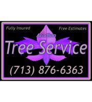 Logo Acadian tree service