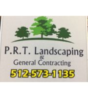 Logo PRT Landscaping & General Contracting