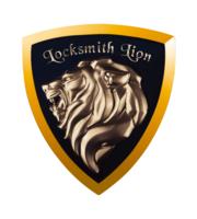 Logo Locksmith Lion