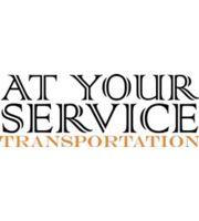 Logo At Your Service Transportation