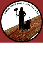 Logo I Work With You Carpet Cleaning