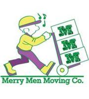 Logo MerryMen Movers
