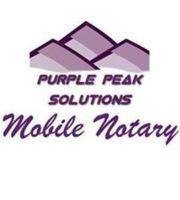 Logo Purple Peak Solutions