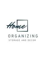 Logo Home Organizing Storage and Decor