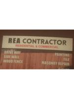 Logo Rea concrete restoration