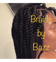 Logo Braids by Bazz