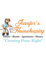 Logo Jennifers Cleaning Services