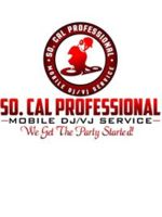 Logo So Cal Professional Mobile Dj Vj Service