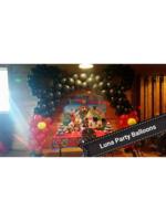 Logo Luna Party Balloons