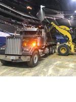 Logo Justin Osborn Trucking LLC and Land Maintanence