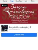 Logo Bargain Housekeeping