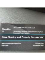 Logo SNA Cleaning and Property Services,LLC