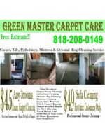 Logo Green Master Carpet Care