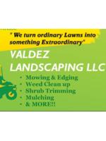 Logo Valdez Landscaping LLC