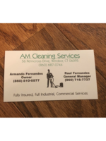 Logo A.M Cleaning LLC
