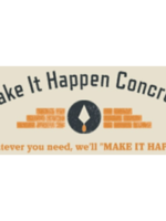 Logo Make it Happen Concrete