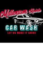Logo Millenium Mobile Car Wash