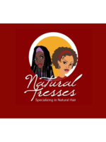 Logo Natural Tresses Salon & Spa