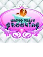 Logo Happy Tails Grooming