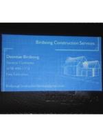 Logo Birdsong Construction