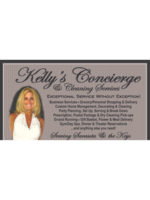Logo Kelly's Concierge & Cleaning Services