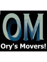 Logo Ory's Movers!