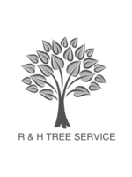 Logo R & H TREE  SERVICE LLC