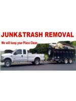 Logo Mike's Junk Trash Removal