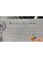 Logo Rivera's Cleaning