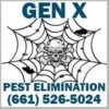 Logo GEN X PEST ELIMINATION
