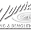 Logo Hurricane Hauling & Demolition