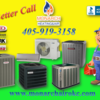 Logo Monarch Heating and Air Inc
