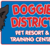 Logo Doggie District Pet Resort