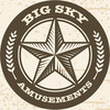 Logo Big Sky Amusements LLC