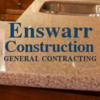 Logo Enswarr construction llc