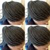 Logo United African hair braiding