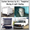 Logo Custom Services by GL Templeton