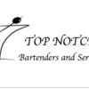 Logo Top Notch Bartenders and Servers, LLC