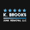 Logo K. Brooks Junk Removal LLC