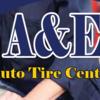 Logo A&E Auto Tire Center