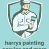 Logo Harrys Painting Services & More