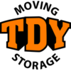 Logo TDY MOVING & STORAGE