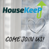Logo House Keep-Up Co.