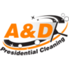 Logo A&D Presidential Cleaning LLC