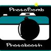 Logo PhotoBomb Photo Booth