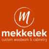 Logo Mekkelek Custom Woodwork & Cabinetry