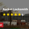 Logo Rocket locksmith